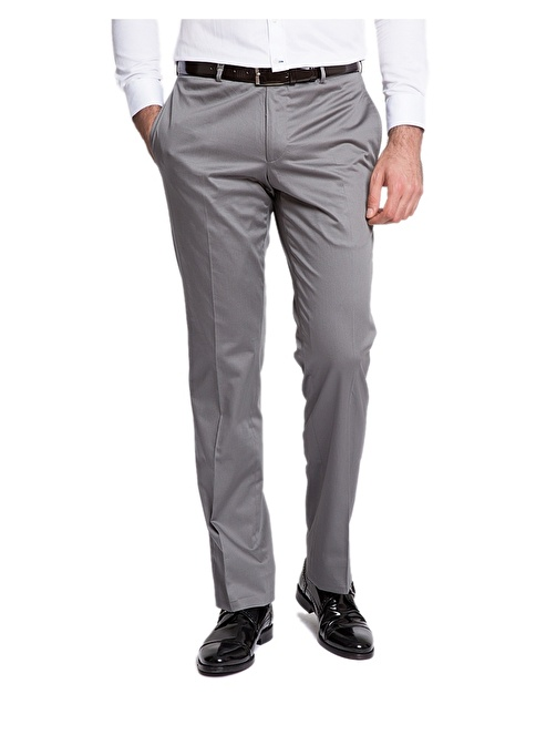 Pierre Cardin Klasik Pantolon Antrasit